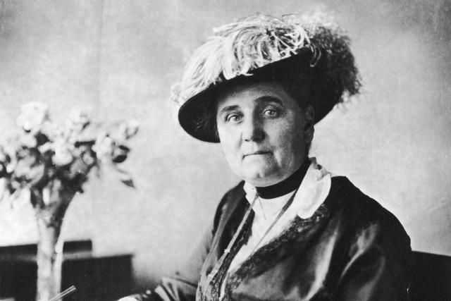 Biographies of key women who worked for the vote for women -- and often for…