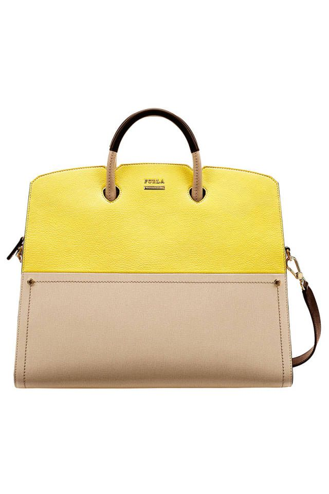 Spring's best and brightest yellow accessories.