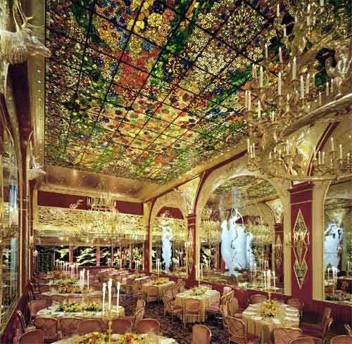 Russian Tea Room, NYC-intimate, elegant and delightful food
