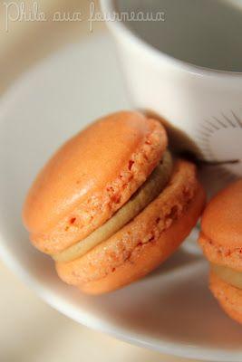 Macarons ganache montée au café | My recipes / Mes recettes ...