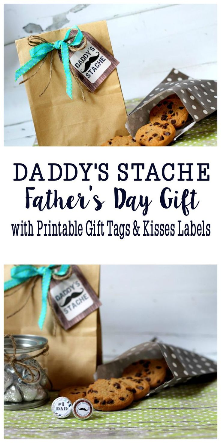 Daddy's Stache Father's Day Gift