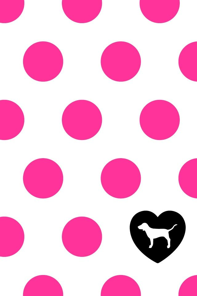 Love cute Wallpaper For Iphone : 51 best wallpaper images on Pinterest Backgrounds, Vs pink wallpaper and Wallpapers