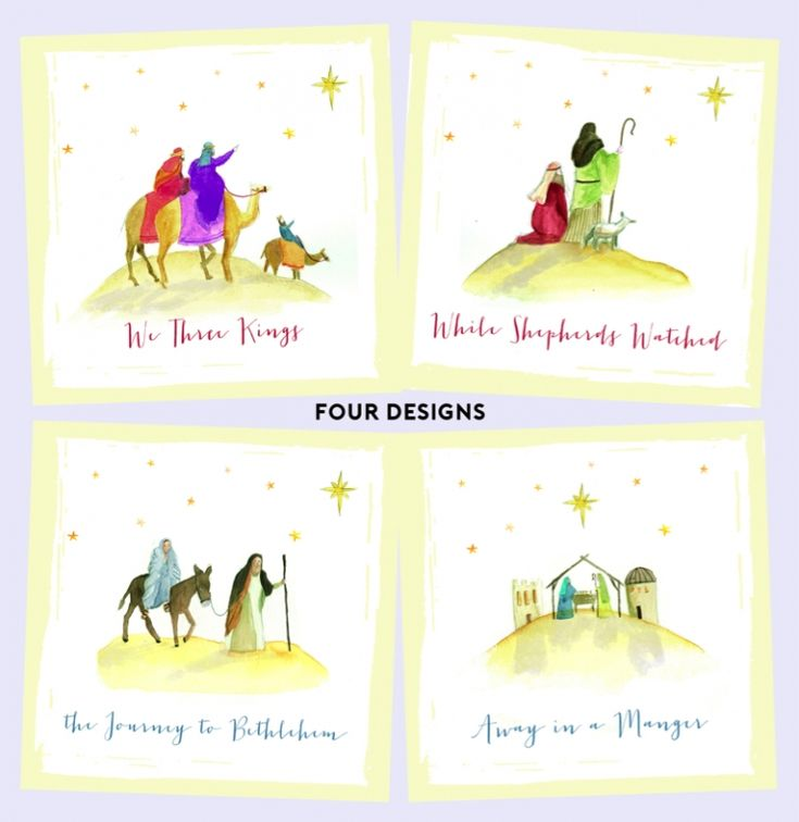 Following the Star Tearfund Charity Christmas Cards