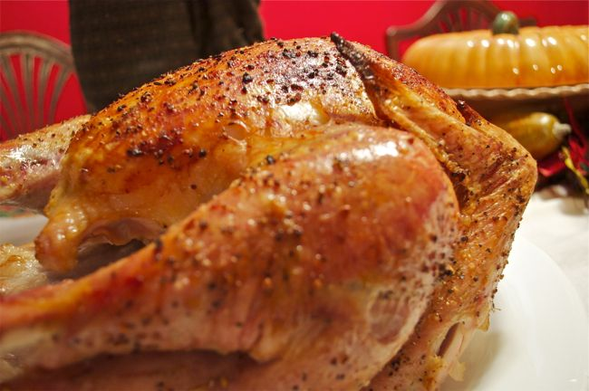 Try this delicious Fried Turkey Recipe in your Big Easy oil-less Fryer from Char-Broil.
