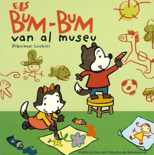 Els Bum-Bum visiten un museu. Els més menuts podran aprendre de manera divertida les primeres paraules i descobriran els museus i el seu entorn. http://www.socpetit.cat/actualitat/els-bum-bum-van-al-museu-a768.html?f=29