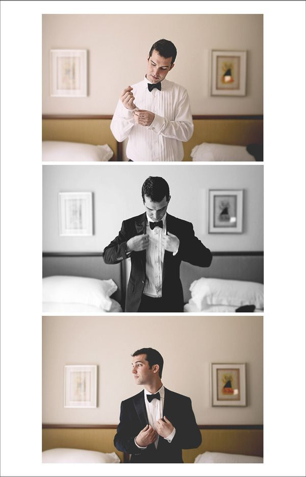 I want pictures of the groom getting ready #CapeResortsWedding #NicoleMillerBridal