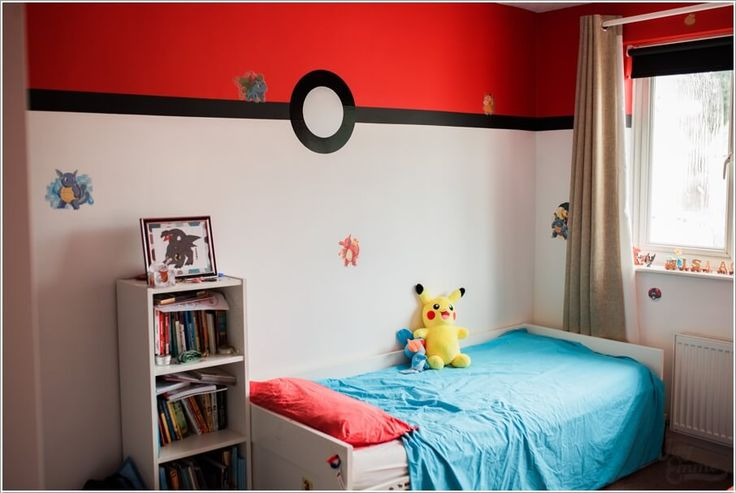 Have a Look at These Cool Pokemon Bedroom Ideas 8