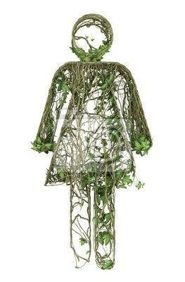 Stickers botanical, branch, foliage - klimop natuur vrouw pictogram ✓ Brede keuze van materialen ✓ Het product aan je behoeften aangepast ✓ Bekijk de opinies van onze klanten!