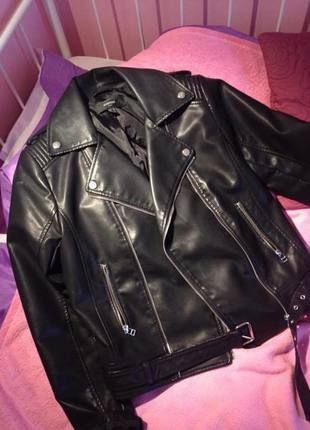 Kup mój przedmiot na #Vinted http://www.vinted.pl/damska-odziez/inne-ubrania/9874823-czarna-skora-z-mango-rozmiar-m