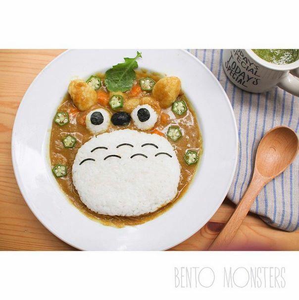 Owl rice