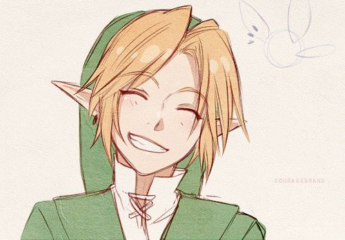 Ahh, Link.