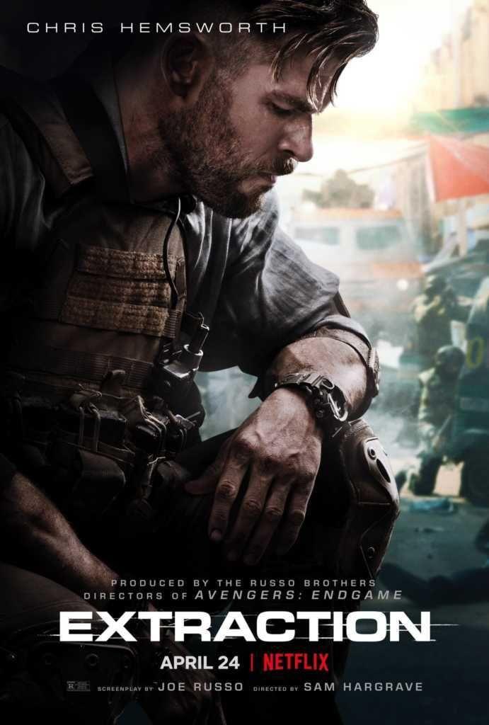 1st Trailer For Netflix Original Movie Extraction Starring Chris Hemsworth Vanndigital Netflix Original Movies Chris Hemsworth Original Movie