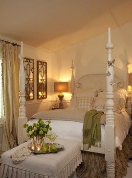 Four-poster Bed Design, Pictures, Remodel, Decor and Ideas - page 2