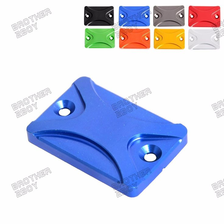 Anodized Front Brake Master Cylinder Cover Cap for Kawasaki NINJA 250R Z300 ABS