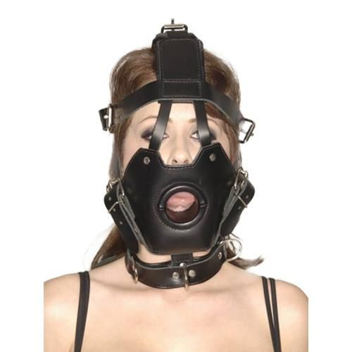 Strict Leather Premium Muzzle – Sexy Vibes