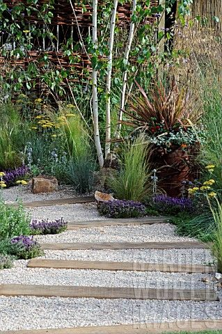small scoped landscape | How to properly install a gravel driveway – Landscape