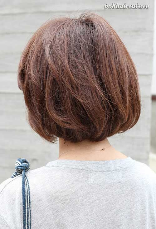 short haircut back view 1000 ideas about bob back view on bobs 2180 | 134fb693355fa0d03bdd86374c817afd