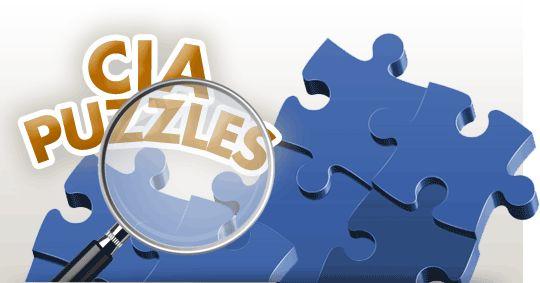 CIA Puzzles Logo