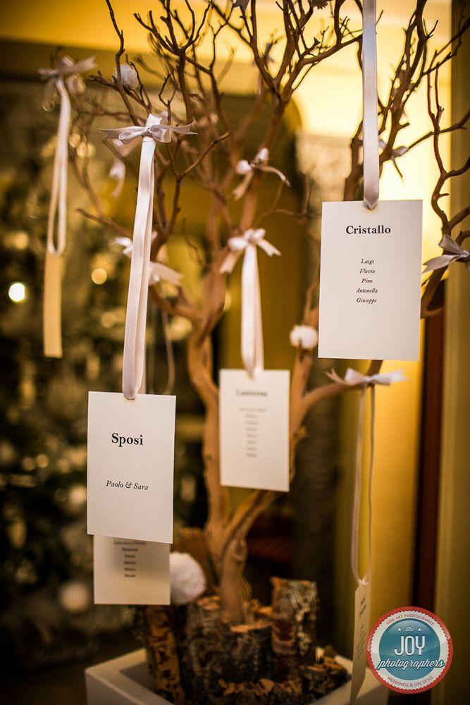 tableau de mariage isi eventi  winter wedding www.isieventi.com