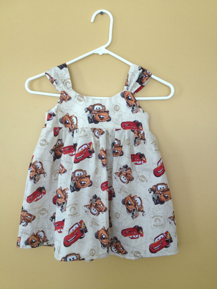 Mater and McQueen Sun Dress  Sizes 7  12 by myfunclothes on Etsy, $30.00