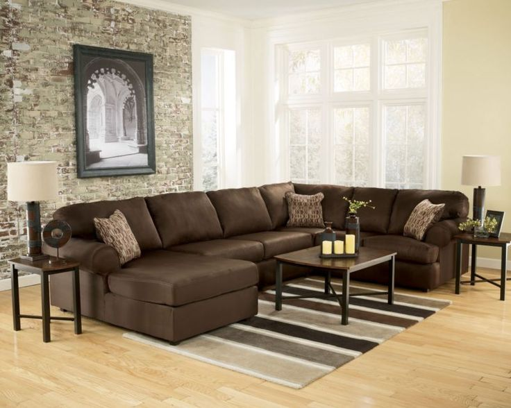 Shop For Signature Design Brody Cafe Chaise Sectional, And Other Living  Room Sectionals At Dunk U0026 Bright Furniture Company Inc. In Syracuse, New  York.