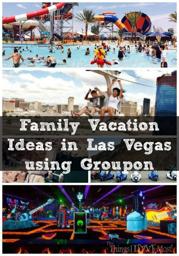 Las Vegas Vacation For Kids: 58 Best The Things I Love Most