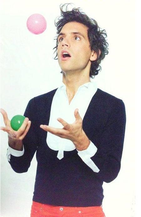 Mika - Snoozer Magazine photoshoot 03-07-2009