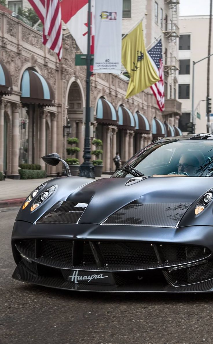 113 best Car [ PAGANI ] images on Pinterest | Cars, Pagani huayra ...