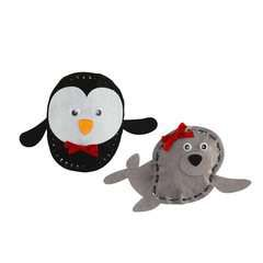 Panduro Hobby - Jr-julesæt Pingvin & sæl