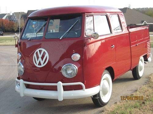 1962 Volkswagen Pick Up