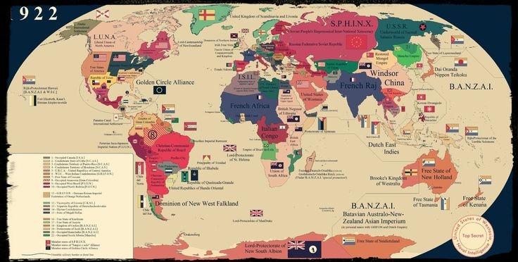96 best Alternate history images on Pinterest | Maps, Cards and ...