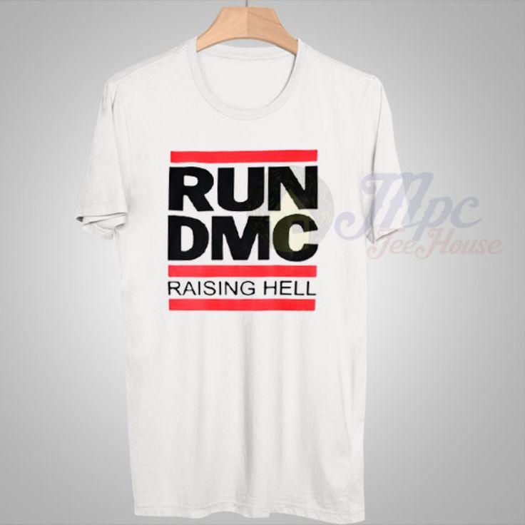 White dress run dmc raising