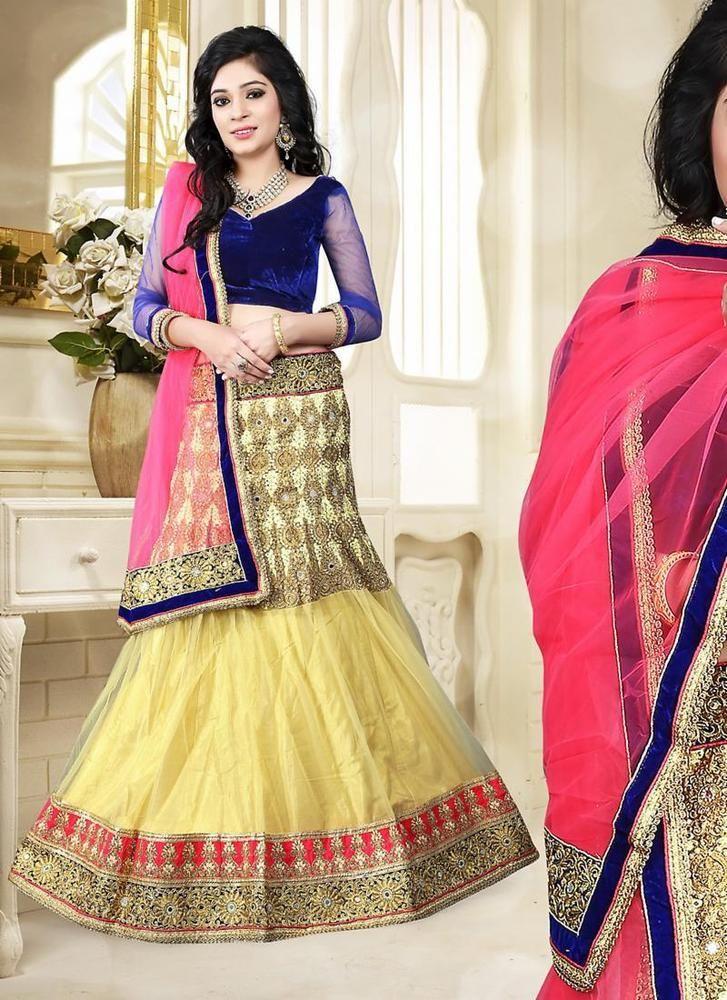 Lehenga Wedding Choli Bridal Pakistani wear Indian Ethnic Bollywood Traditional #TanishiFashion #CircularLehenga