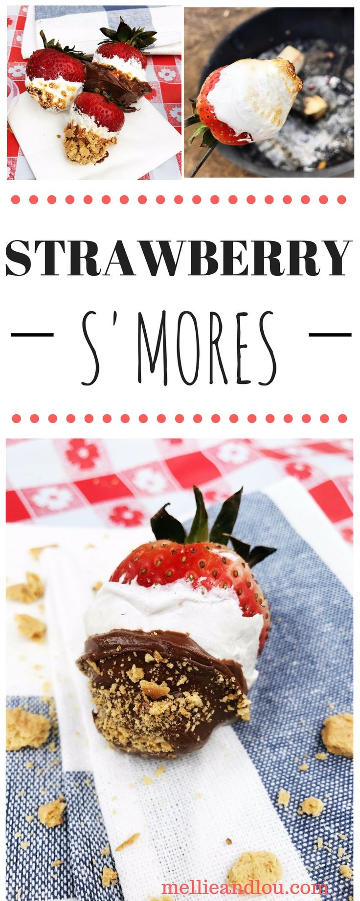 S'mores are a thing of the past! These delicious, quick, easy, summer treats are a must-have dessert for your next camping trip!camp, camping, desserts, easy, fluff, fourth of July, girls camp, graham crackers, jet puffed, marshmallow, memorial day, Nutella, roasting, s'mores. quick, scouts, Strawberry, summer, treats, 4th of July, Memorial Day, Girl's Camp,