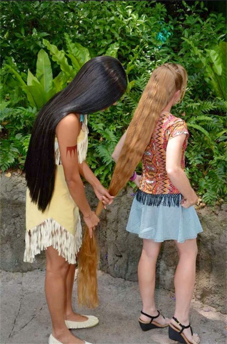 Braids Amp Hairstyles For Super Long Hair VIDEO Meeting