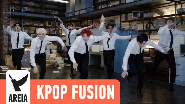 BTS (방탄소년단) - DOPE (쩔어)   Areia Kpop Fusion #24 REMIX - YouTube