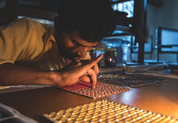 On the verge of launching another superlative collection we would like to reminisce about the diligence our artisans bring to all our creations. Without their amazing eye to detail our vision would have remained just that, a vision.  #jaipur #artisans #embroidery #leather #bags #beaded #beads #accessories #fashion #art #design #designer #ethicalfashion #fairtrade #indian #makeinindia #handmade #loveforindia