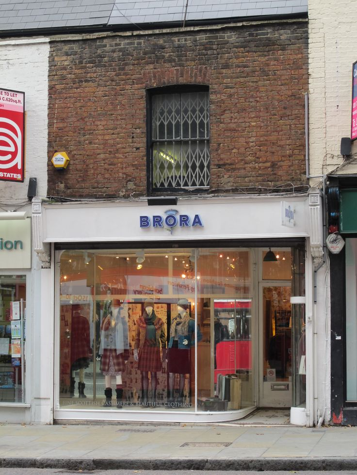 Brora in Islington.