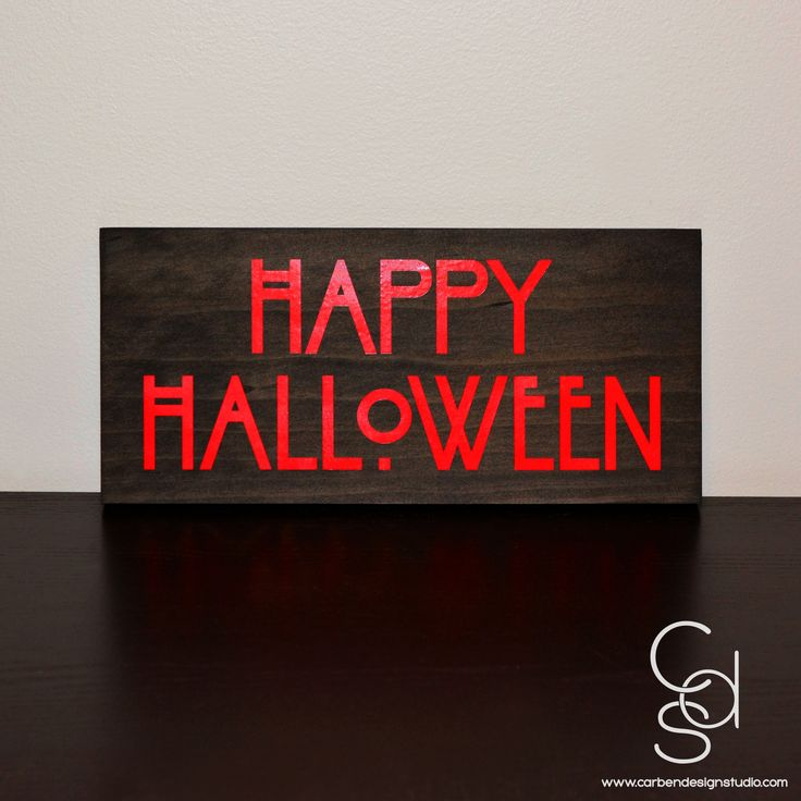 """- Approximately 11 5/8"""" X 5 3/8"""" x 3/4"""" Wood Piece with Ebony Stain - Red Vinyl - Sawtooth hanger on back for easy hanging - Each piece will also vary slightly since they are hand cut, sanded and stai"""