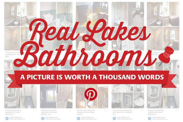 We felt it'd be useful to have a board dedicated to real Lakes Bathrooms Products installed in real bathrooms. This way you can see how an installation really looks, not in a showroom or studio, but in bathrooms of all shapes, sizes, styles and budgets.