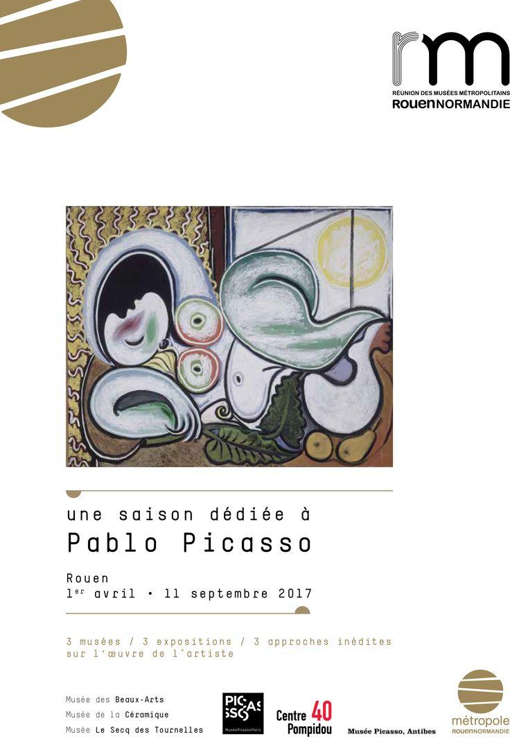 Une exposition exceptionnelle sur l'oeuvre de l'artiste Pablo Picasso à ne pas manquer.