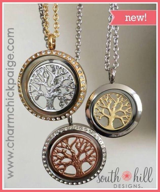 Very cool! And you can add charms that are associated with your family! www.southhilldesigns.com