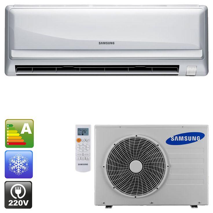 [ClimaRio] Ar Condicionado Samsung Frio 12.000 BTU 220v R$ 1.115,72 no boleto