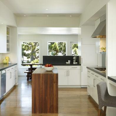 outstanding narrow kitchen island | very narrow kitchen island | house - interior | Galley ...