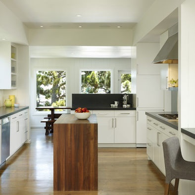 Narrow kitchen island narrow kitchen and kitchen islands for Small narrow kitchen