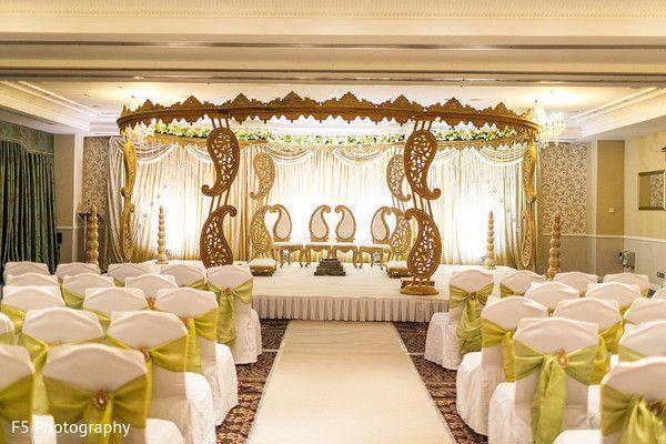Mandap, chuppah, indian wedding decor, wedding design, wedding planning, south asian bride