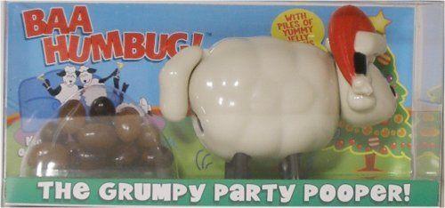 Pooping Sheep Baa Humbug Candy Pooper:Amazon:Grocery & Gourmet Food
