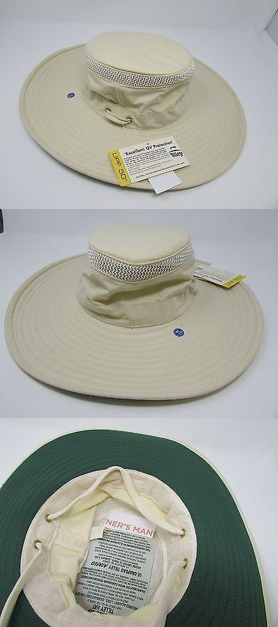 Hats 163543: Tilley Ltm2 Airflo Hat, Broadest Brim, Nat Green, 7 3 8, 25% Off, Free Us Ship! -> BUY IT NOW ONLY: $62.95 on eBay!