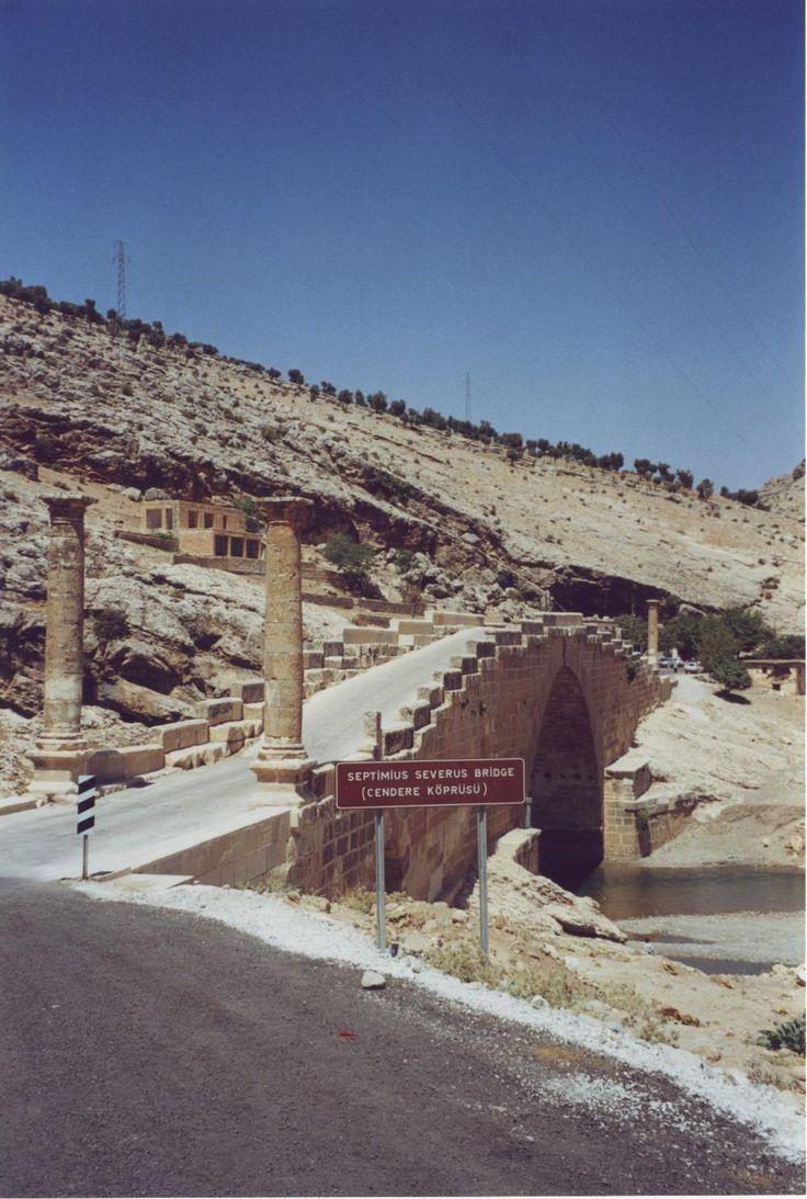 Severan Bridge, Provincia de Adiyaman