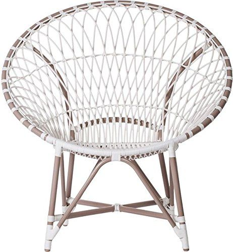 David Francis Furniture Marrakesh Lounge Chair, White. Powder-coated aluminum frame. Ecolene fiber seat and back. No cushion required. Intended for interior/exterior use. Store frames upright to prevent water buildup. Do not store in freezing conditions. Clean bi-monthly with warm water solution to prevent salt build-up and preserve finish. Residue from floor or patio cleaning chemicals will deteriorate finish.